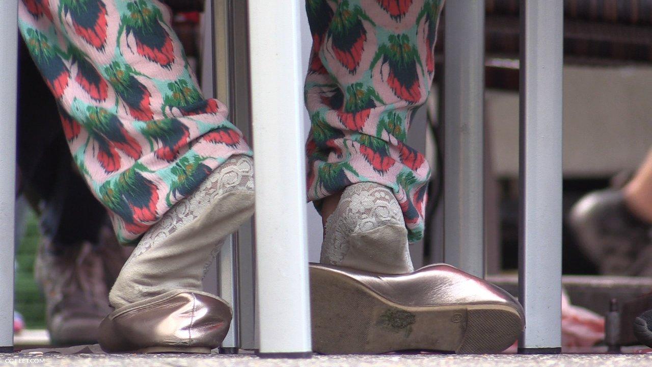 171 The Art Of Shoeplay Cc Feet Com